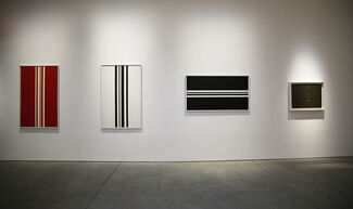 1959-1963 American Pioneers of Castelli Gallery, A Tribute to Nassos Daphnis, installation view