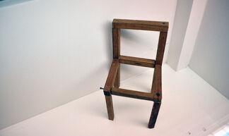 SILLAS (Chairs), installation view