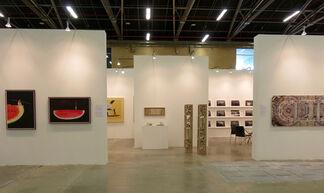 Beatriz Esguerra Art at ARTBO 2017, installation view