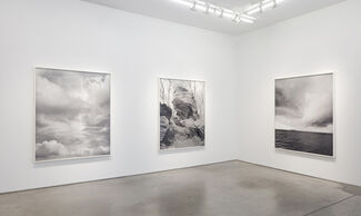 Rocks and Clouds, installation view