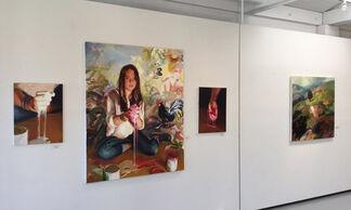 Jeffrey Beauchamp - FREEFALL, installation view