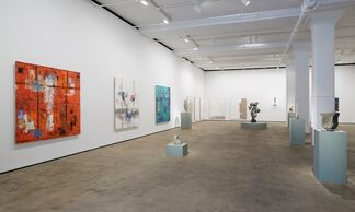 From Pre-History to Post-Everything, installation view