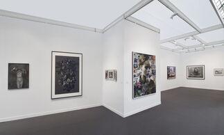 Galerie Nathalie Obadia at Paris Photo 2016, installation view