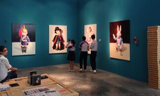 Yiri Arts at Art Stage Singapore 2016, installation view