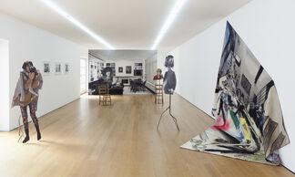Goshka Macuga - Madness and Ritual, installation view