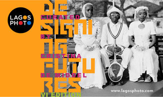 LagosPhoto Festival, installation view