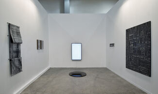 Harlan Levey Projects at ZⓢONAMACO 2017, installation view