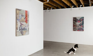 Margo Wolowiec, installation view