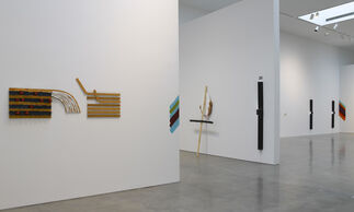 Richard Tuttle: 26, installation view