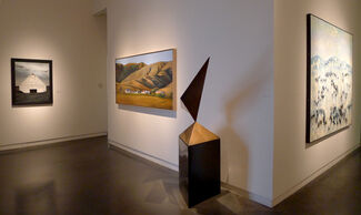 Honoring Our Landscape IV, installation view
