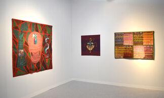 Coates & Scarry at VOLTA NY 2017, installation view
