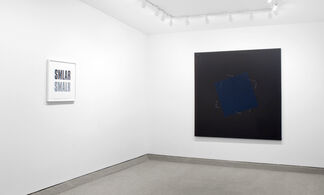 EQUAL DIMENSIONS, installation view
