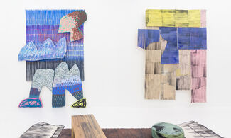 Movers and Shapers, installation view