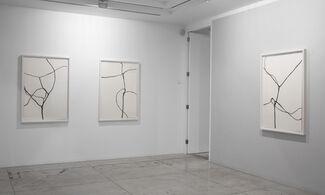 Christiane Löhr: displuvio, installation view