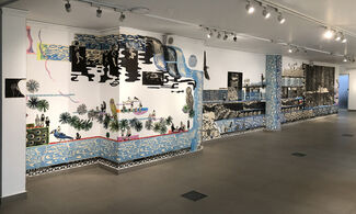 Arctic Grace,  a feature solo exhibition by Libby Hague, installation view