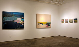 Seonna Hong - If You Lived Here, I'd Be Home By Now, installation view