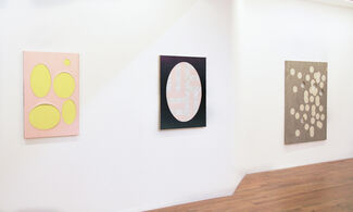 The Fabric of Reality by Sven-Ole FRAHM, installation view
