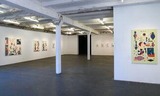 Hell'O: Balance, installation view