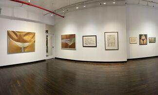 Remembering John Kacere (1920-1999), installation view