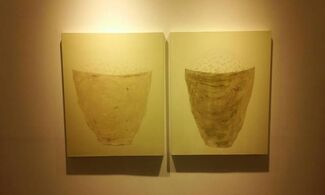 "Space 1326 3rd Anniversary Park Joo-Ho Invitation Solo Exhibition ""Warmth, 溫氣"", installation view"