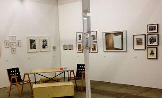 Raum mit Licht at Art Brussels 2015, installation view