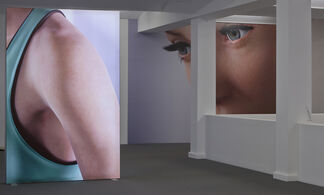 Kate Cooper: RIGGED, installation view