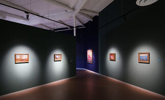 Erin Hanson: Colors of the West, installation view