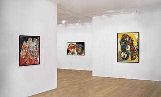 Karel Appel, installation view
