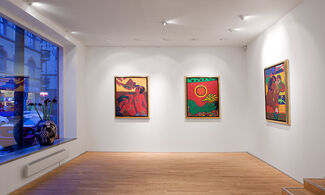 In Memory of Corneille, installation view