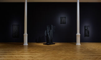 Louise Nevelson, installation view