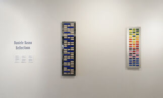 Daniele Basso:  Reflections, installation view