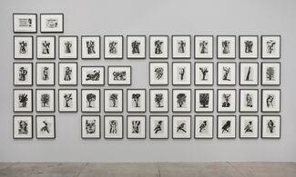 William Kentridge: Second-hand Reading, installation view