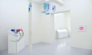 Parcelles d'espaces, installation view
