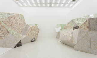 LIANG Shuo: The Grand Topology, installation view