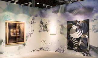 Carbon 12 at viennacontemporary 2015, installation view