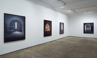 James Casebere: Selected Works, 1995-2005, installation view