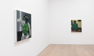 Kerry James Marshall: Look See, installation view