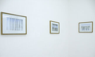 Oeuvres sur papier, installation view