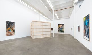 "Julius Hofmann & Michael Kirkham - ""Ecstatic Solitude"", installation view"