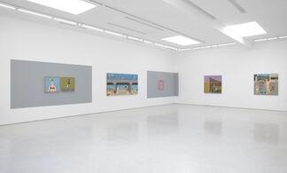Ed Templeton: Synthetic Suburbia, installation view