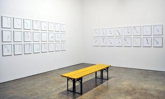 THOMAS DEMELLO, installation view