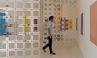 Walk the Line, installation view