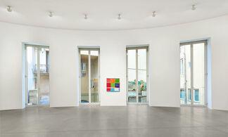 Stanley Whitney, installation view