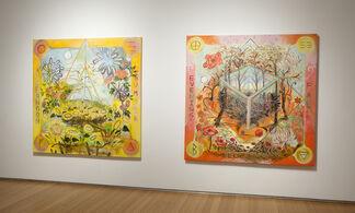 Katerina Lanfranco: Mystic Geometry, installation view