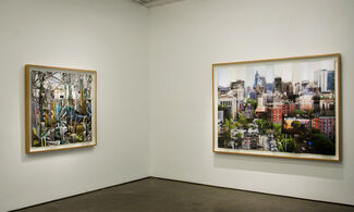 Real Illusion, installation view