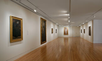 American Portraits 1880–1915, installation view
