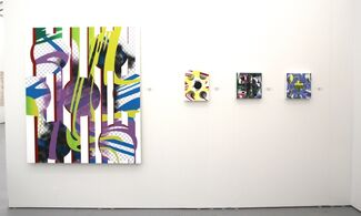 Galerie Richard at UNTITLED 2015, installation view