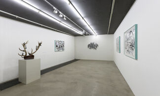 Ten Thousand Things: New Works by Wu Jian'an, installation view