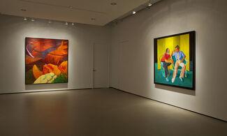 David Hockney: The Thrill is Spatial, installation view