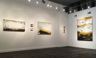 Anywhere and Nowhere, installation view